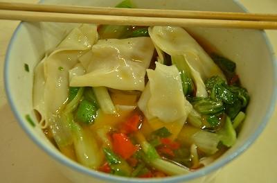 003普通の鶏がらスープ