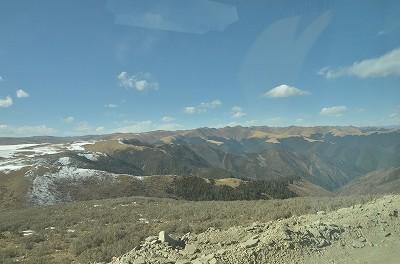 140途中、最高4700mまで到達!