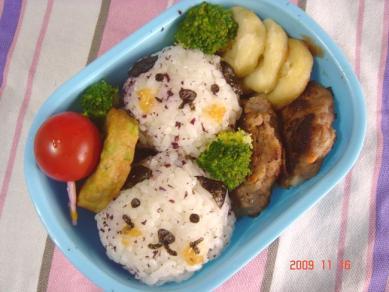 2009年11月16日のお弁当