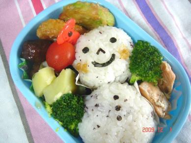 2009年12月01日のお弁当