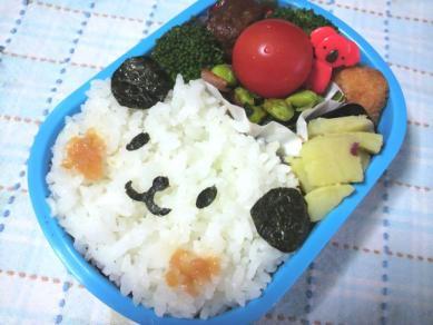 2009年01月22日のお弁当