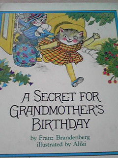 Secret for Grandmother's Birthday-1