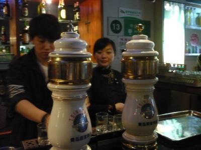 087青島ビール工場