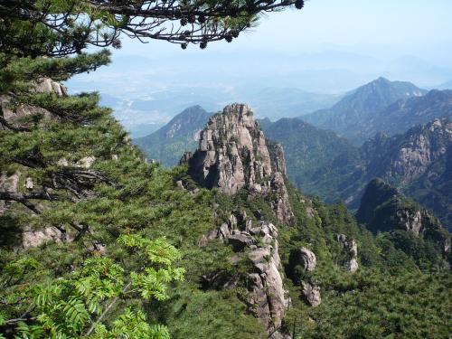 199黄山絶景6