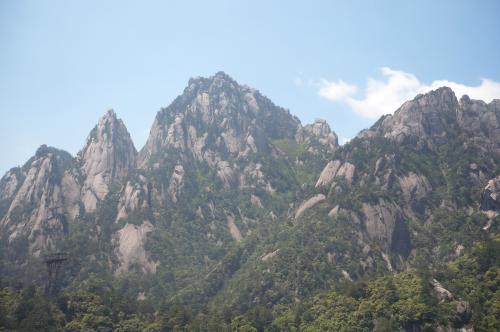 230黄山
