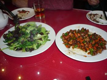 141 黄山の夕食