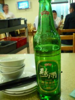 243杭州夕食ビール