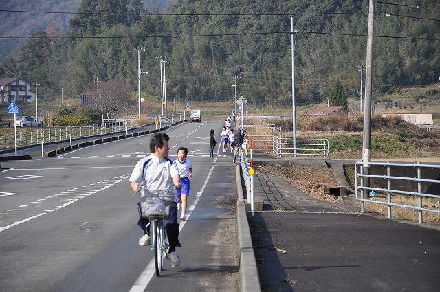 弥富鈴野川合同マラソン大会091224