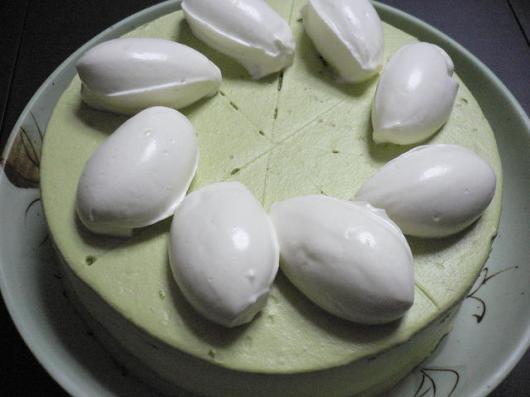 抹茶ケーキ(1)