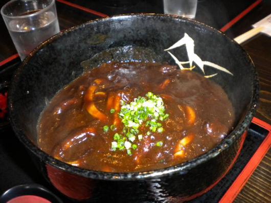 20むさし(カレーうどん)