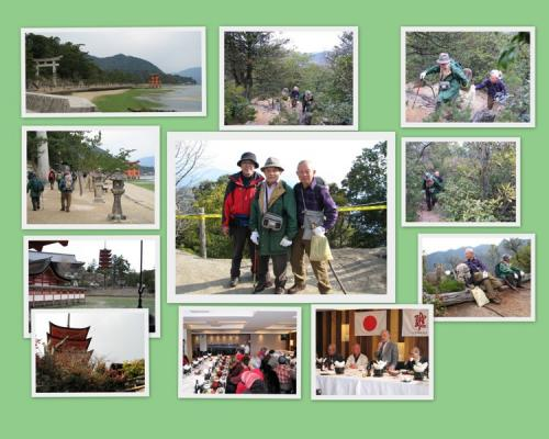 2011-01-10 新年互礼登山・弥山