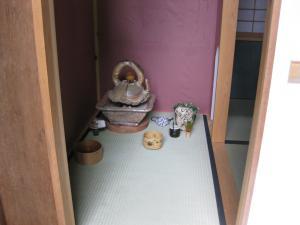 組立お茶室8