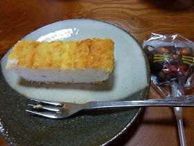おからのチーズケーキ