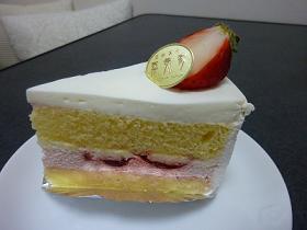 蒸気家④ショートケーキ