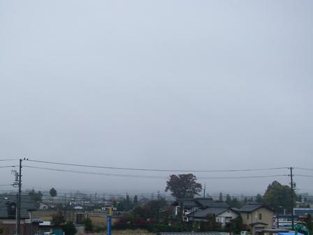 大天井岳10.26