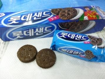 P1060134韓国オレオ