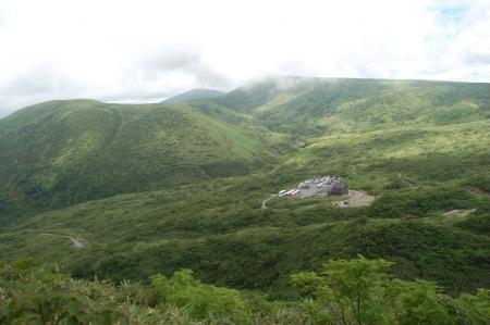 笹森山・湯森山