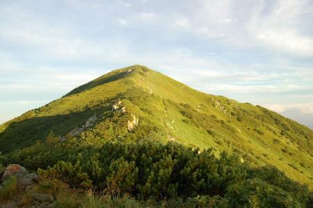 54大日岳
