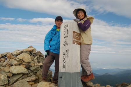 ②中岳山頂26