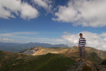 安達太良山24