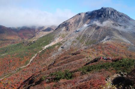 茶臼岳10