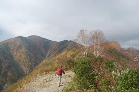 大朝日岳18