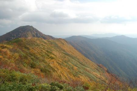 小朝日岳20