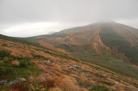 西朝日岳28