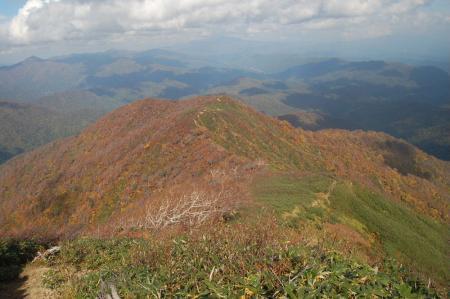 鳥原山の紅葉40