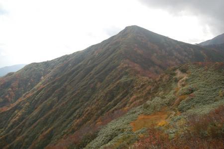 小寺山から小朝日岳43