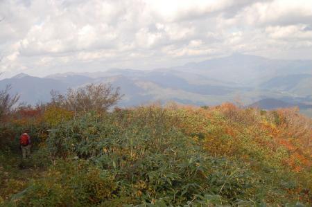 小寺山から月山45