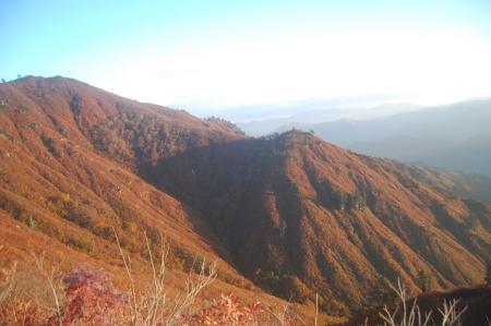 錦衣の山7
