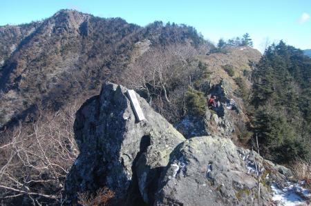 剣が峰から太郎山14