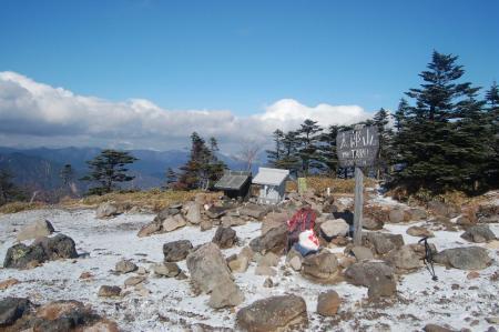 太郎山頂18