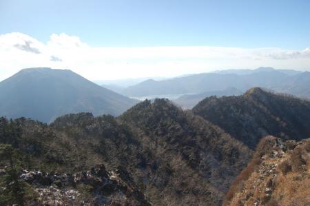 小太郎山からの尾根22