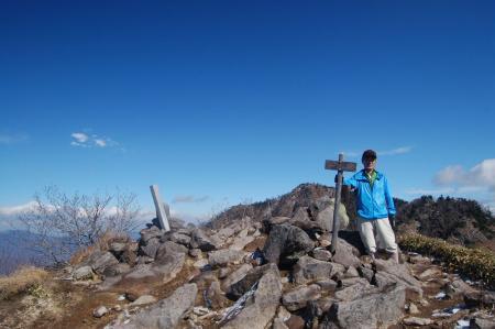 小太郎山頂27