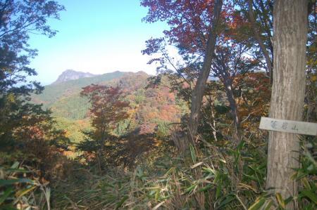 篭岩山頂12