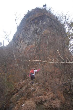 烏帽子岩へ27