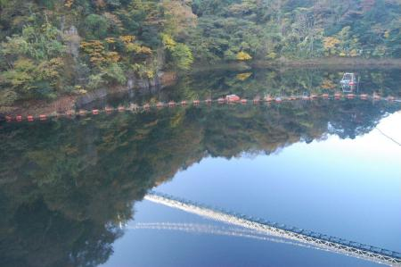 竜神ダム湖2
