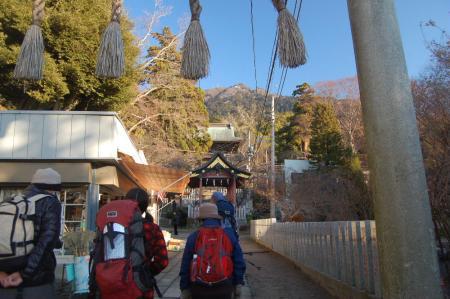 2筑波山神社