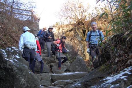 17女体山からの下