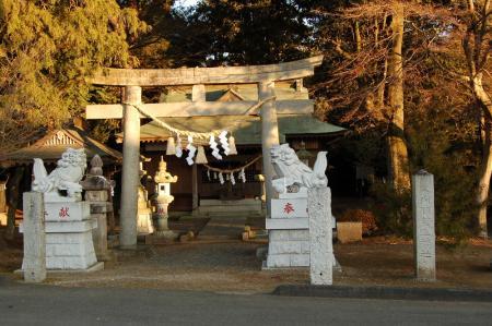 4羽梨山神社