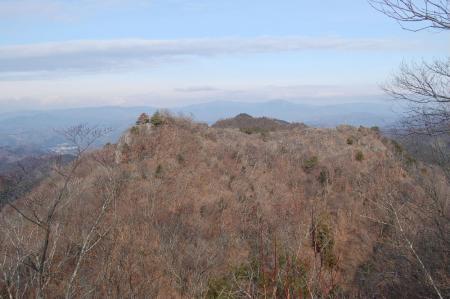 10立神山からの生瀬富士