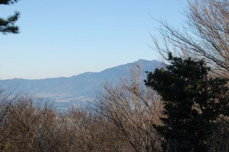 5展望台からの富士山