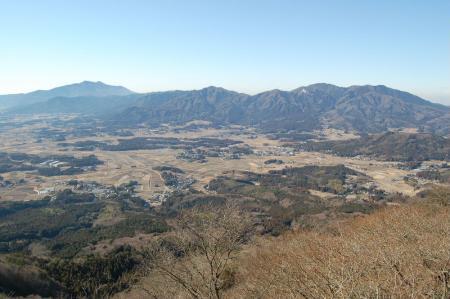 12天狗岩からの展望