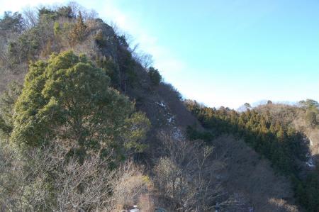 9岩尾根からの展望
