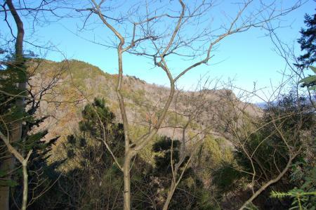 22下山道からの展望