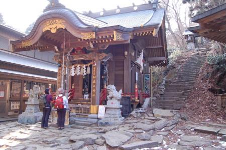 10加波山神社