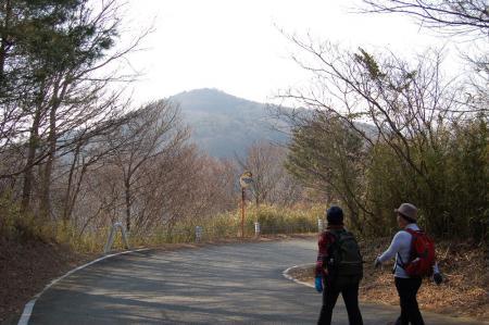 17足尾山へ