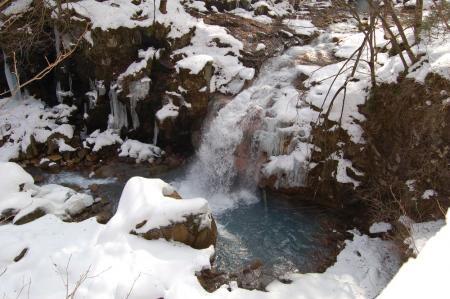 28仁三郎の滝